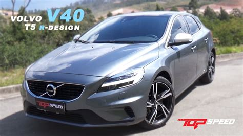 volvo c40 t5 volvo v40 t5 r design 2017 canal top speed