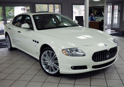 Maserati Quattroporte For Sale Used 2010 used maserati quattroporte s for sale in atlanta