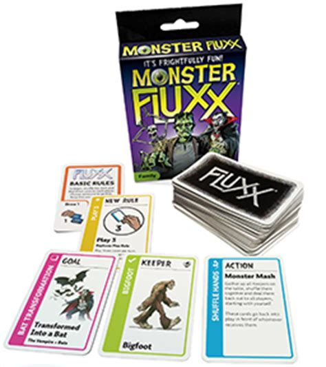 by firefly fluxx looneylabs webstore buy monster fluxx looney labs webstore