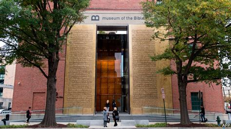 Mba Recruiters Washington Dc by The Museum Of The Bible Opens In Washington Dc Bible