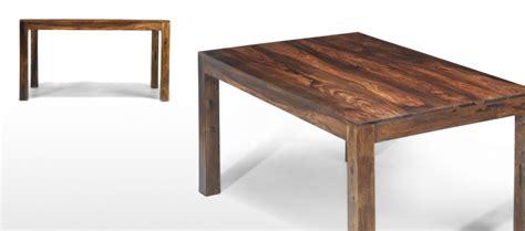 Cube Sheesham 140 Cm Dining Table Quercus Living Sheesham Dining Table