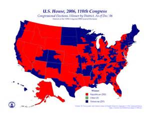 map us congressional districts congress map