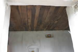 barn board ceiling a rustic barn board ceiling for the cottage dacha project