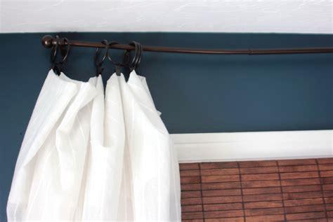 diy long curtain rod long curtain rods curtains diy extra long curtains ideas
