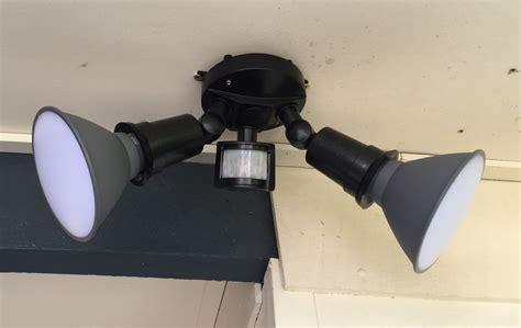 arlec lights arlec 20w led security sensor flood light review david