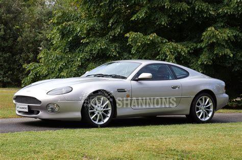 Aston Martin Db7 Vantage by Sold Aston Martin Db7 Vantage V12 Coupe Auctions Lot 22