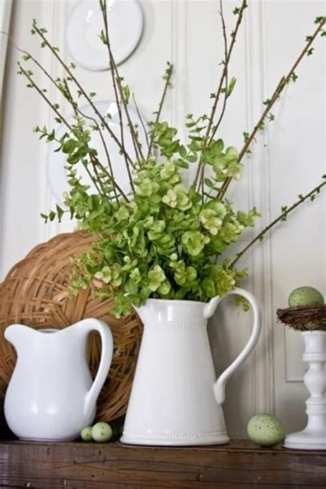 spring home decorations 50 beautiful ideas for the spirit of easter and spring