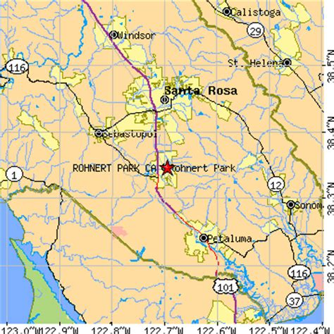 zip code map rohnert park ca rohnert park california ca population data races