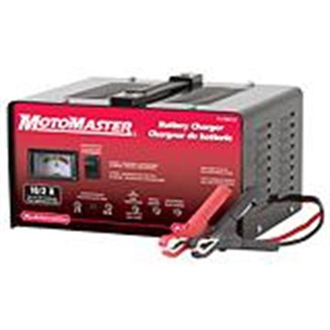 battery charger canadian tire canadian tire ct motomaster automatic 10 2a 12v battery
