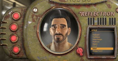 heres  vegas character creation  fallout  engine