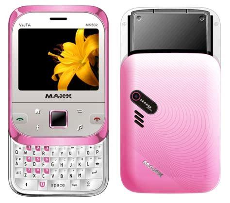 maxx mobile maxx mobiles launches qwerty slider phone maxx vista for