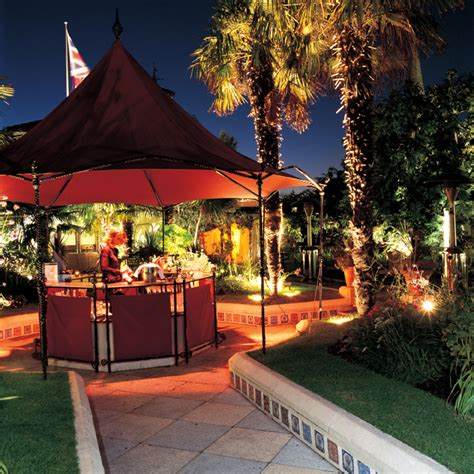 kensington roof top bar kensington roof gardens venue hire kensington london