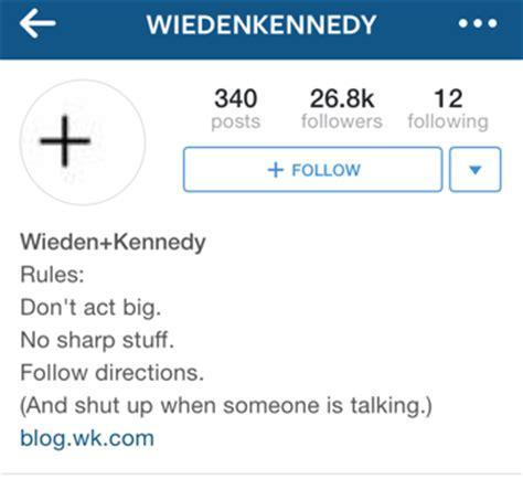 cara membuat bio instagram rata tengah membuat bio instagram terbaik untuk bisnis kumpulan tips