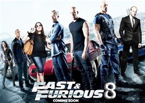 fast and furious 8 news fast and furious 8 to be titled fast 8