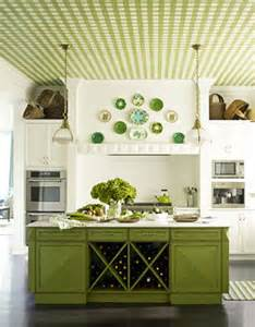 Green Kitchen Decor by Decorating Lime Green 171 Styled Haven Design Blog