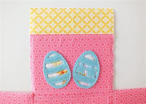 felt applique wool felt applique easter baskets tutorial she quilts alot