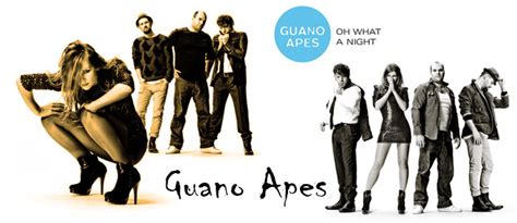 oh bel testo guano apes oh what a il nuovo singolo 2011