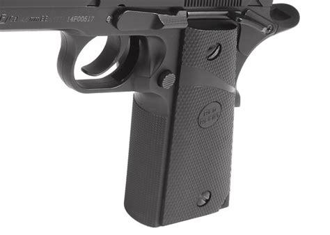 alert gallium is a metal alert rd 1911 blowback co2 bb pistol 0 177 cal 20rd mag semiauto metal s ebay