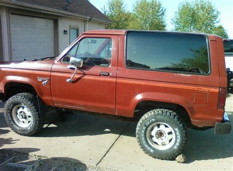1985 ford bronco overview cargurus 1986 ford bronco ii overview cargurus