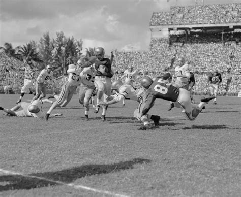 the 1951 usf dons uninvited from the orange bowl only