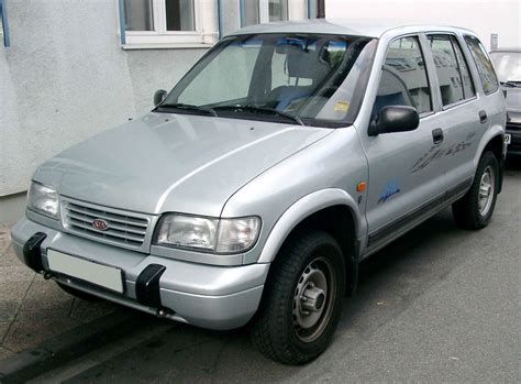 We Want To See You In A Kia Kia Sportage 1993 Review Amazing Pictures And Images