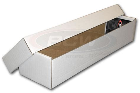 baseball card storage box template sleeved trading cards cardboard box storage sleeved free