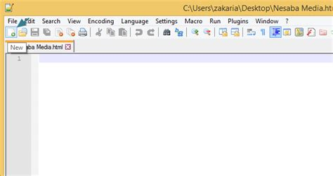 membuat dokumen html memilih text editor yang tepat untuk membuat dokumen html
