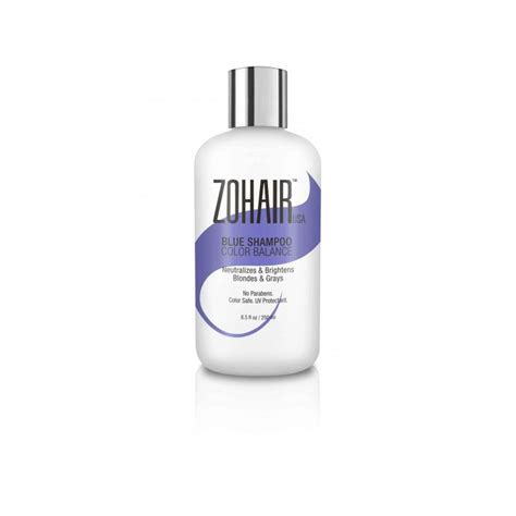 color balance hair blue shoo color balance 2oz zohair usa