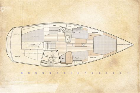 sailboat floor plans 100 sailboat floor plans yachts