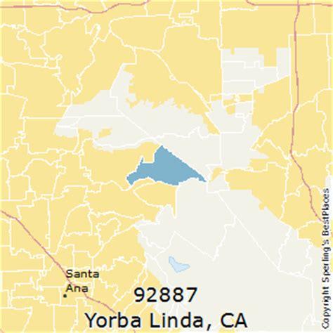 zip code map yorba linda ca best places to live in yorba linda zip 92887 california