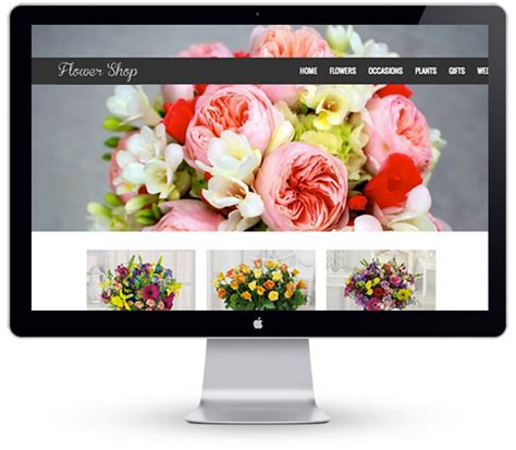 Flower Design Website | florist websites floranext florist websites floral