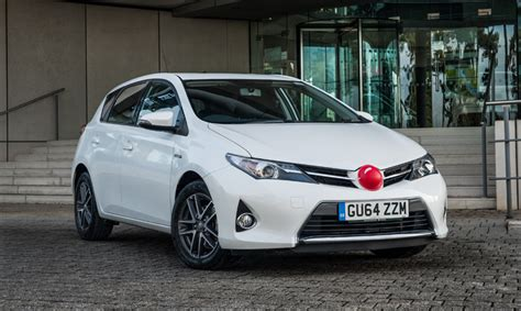 how to get a red nose for your car toyota