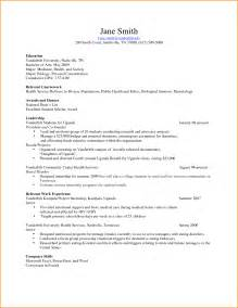 6 good cv examples for teenagers invoice template download
