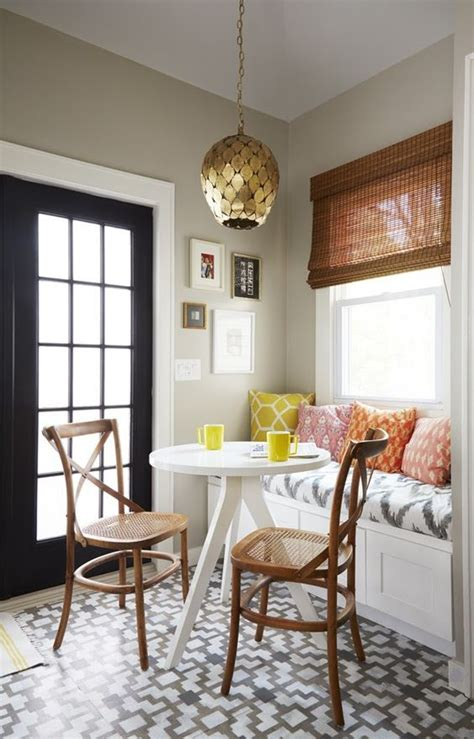 little home decor 18 cozy and adorable breakfast nook ideas small house decor