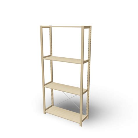 ikea shelving ivar 1 section with shelves design and decorate your