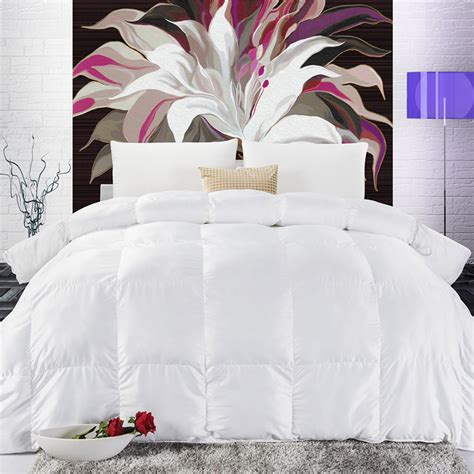 down comforter full size high quality warm goose down duvet full size queen size