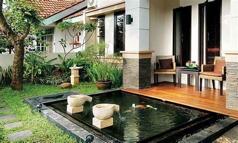 pagar merupakan unsur penting untuk teras rumah minimalis merancang model teras rumah cantik dan asri