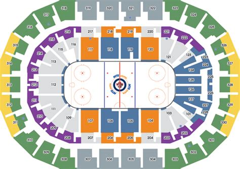 mts center seating capacity the winnipeg model sports business canada