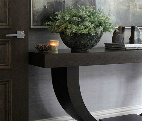 modern console table modern console tables for contemporary interiors covet