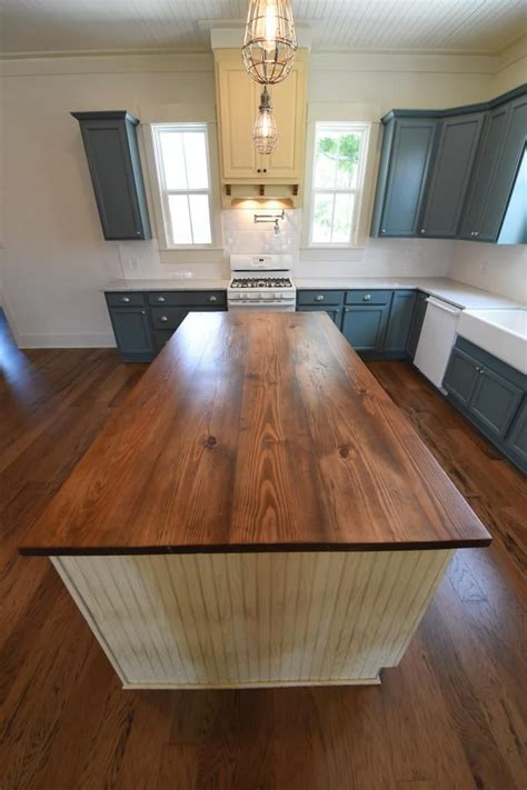 kitchen floor and counter tops with pine cabinets kitchen pin by tyson construction on vintage kitchens pinterest