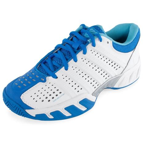 k swiss bigshot light 2 5 womens tennis shoes blue white