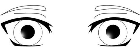 eye s lineart by nekuzumi on deviantart