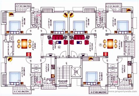floors plans ekdanta arcade kalinga nagar bhubaneswar apartment flat project propertywala