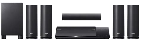 sony bdv n590 1000 watt iphone ipod dock wi fi 3d bluray