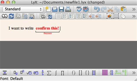lyx layout menu lyx use newcommand tex latex stack exchange