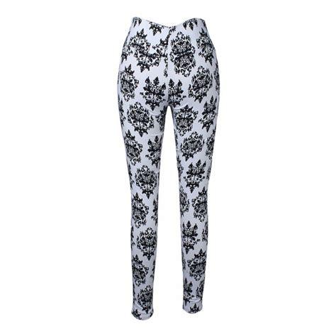 pattern leggings nz buy zanzea women s 5 patterns slim leggings