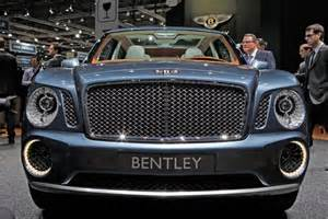 What Country Are Bentleys Made In Bentley Set To Release Suv Photos Hotnaijanews