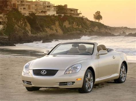 blue book used cars values 1996 lexus sc security system 2007 lexus sc pricing ratings reviews kelley blue book