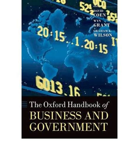 the oxford handbook of talent management oxford handbooks books the oxford handbook of business and government david