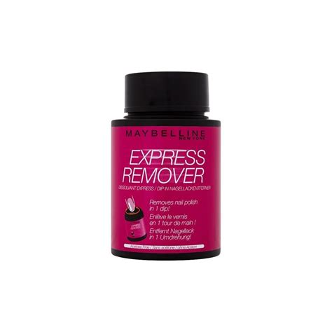 Maybelline Remover maybelline express remover pot clear 75ml